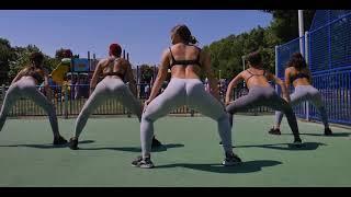 072 ANG BEAT SPICE &quotROBOT WINE&quot Simona Mereu Dancehall Choreo