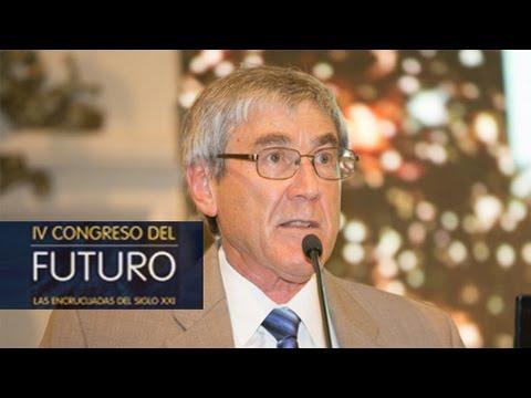 Paul Davies, en el IV Congreso del Futuro.