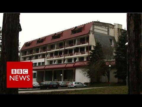 Grim history of Bosnia's \'rape hotel\' - BBC News