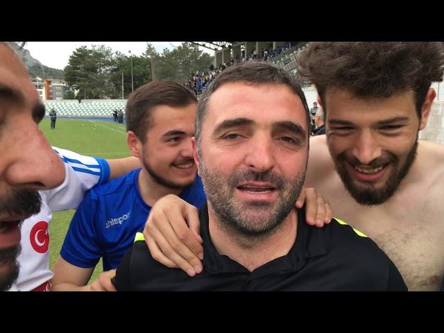 Merzifonspor Antrenörü Erdinç Yeşilceviz'den Yeni Amasyaspor Maçı Sonrası Basın Açıklaması