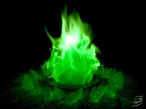 Image result for images of the emerald green flame