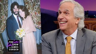 Henry Winkler's Secrets to a Happy 40-Year Marriage