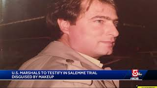 Witnesses to wear Hollywood-style makeup in mob boss trial