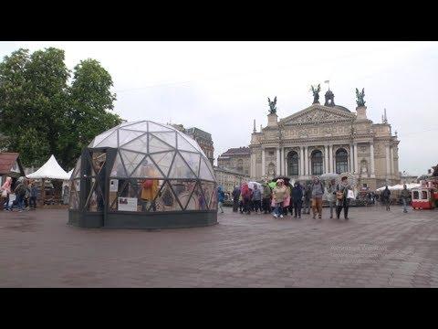 НТА - Незалежне телевізійне агентство: #Культурний блог: у Львові відкрили незвичайну виставку  (Автори: Віктор і Наталка Проданчуки