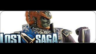 Lost Saga Ganandorf Gear Design Cosplay