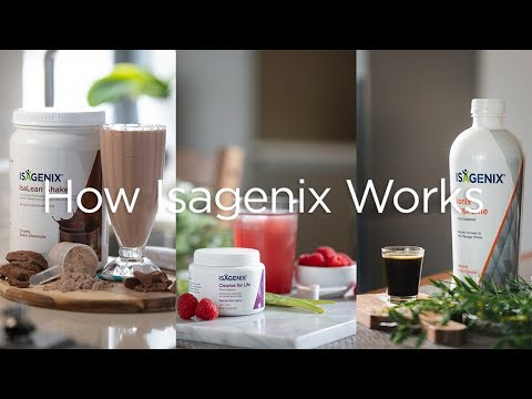 How Isagenix Works