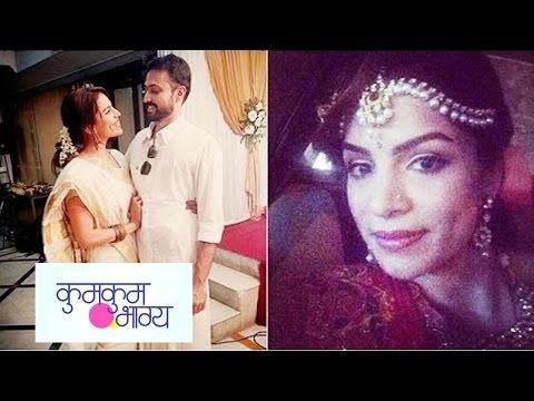 Kumkum Bhagya at Shikha Singh aka Aaliya Marriage Reception