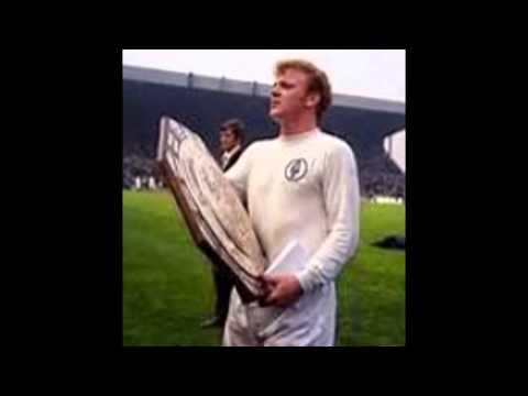 King (Billy Bremner) Of Leeds United
