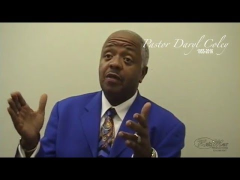 The Late Great Daryl Coley-Interview (partial)