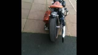 Download Harley Davidson Panhead Bobber Bj 1956 MP3, MKV