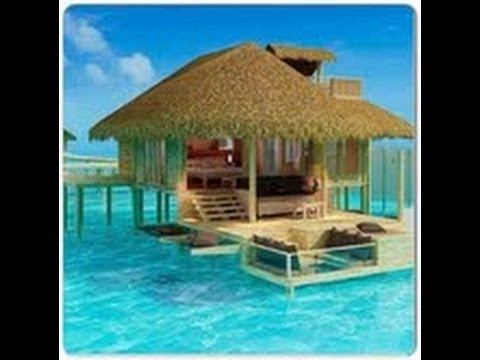 Bora Bora, Hawaii, Jamaica, Bahamas