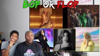 BOP OR FLOP | CARDI B, NICKI MINAJ, LITTLE MIX, NORMANI, ZARA LARSSON