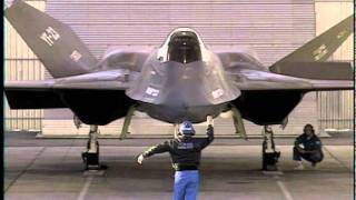 YF-23 The World's Only INVISIBLE airplane