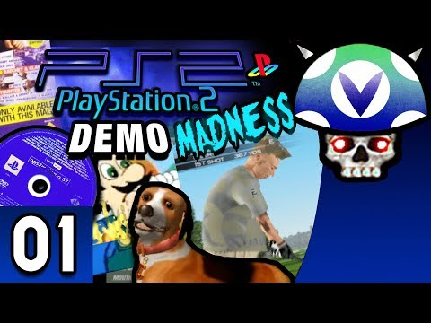 [Vinesauce] Joel - PS2 Demo Disk Madness ( Part 1 )