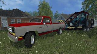 Farming Simulator 2015 | Logging Company | Tract 1- Ep. 1