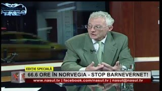 66.6 ore in Norvegia - Interviu cu avocatul Peter Costea