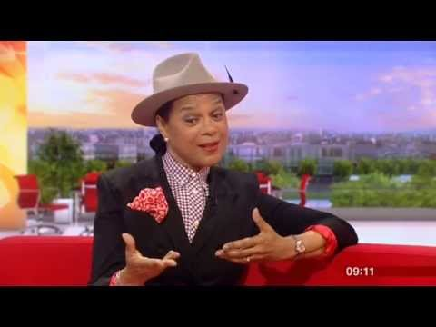 Pauline Black The Selecter BBC Breakfast