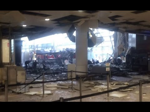 Brussels Attack | Explosions Rock Airport, Subway Station [BREAKING NEWS]