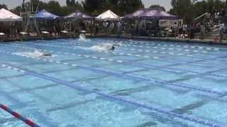 Class Aquatics Boys 1-2 Punch Winning 400 M Medley-relay At 2013 Scs Summer Jos