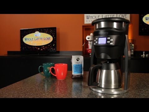 New SCAA Certified Brewer: Behmor Brazen Plus