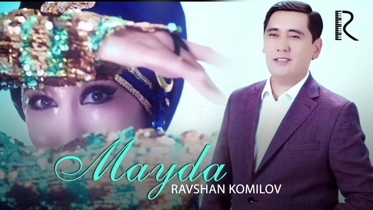 Ravshan Komilov - Mayda | Равшан Комилов - Майда #UydaQoling