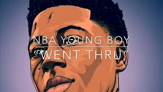 "NBA Youngboy Type Beat ""went thru"" Prod by Metro Pulbish"