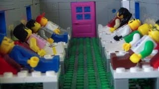 Lego Город Х (19 серия)