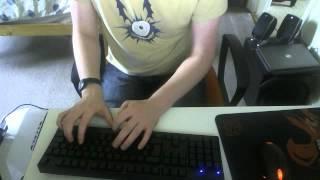 Mechanical Keyboard Noise Comparison: Matias Quiet Pro with Quiet Click Alps