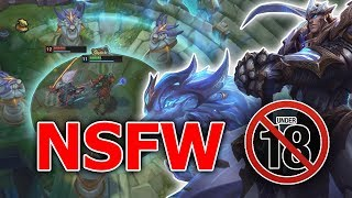 Stealth Bomber Shaco | God King Garen awesome or creepy?