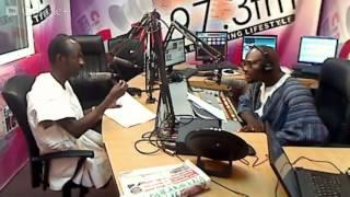 Asiedu Nketia on Point Blank
