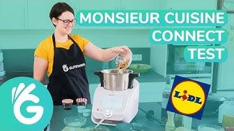 Monsieur Cuisine Connect Test 2019 - Lidl Thermomix Alternative von Silvercrest