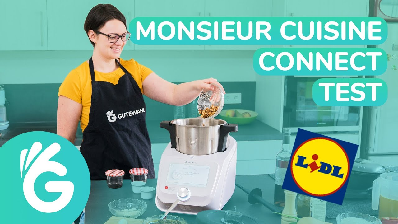 monsieur cuisine connect test 2019 lidl thermomix alternative von silvercrest