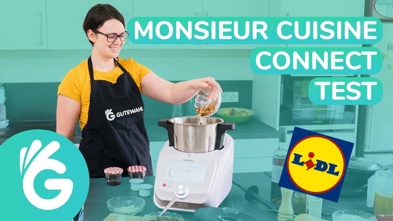 Monsieur Cuisine Connect Test 12   Lidl Thermomix Alternative von  Silvercrest