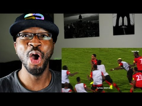 Trinidad and Tobago vs USA 2-1 - All Goals - 2018 World Cup Qualifiers 10 October 2017 REACTION