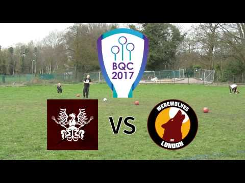 BQC 2017: Holyrood Hippogriffs Firsts VS Werewolves of London