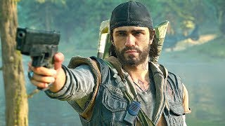 Days Gone Ep 21 The Rest of Our Drugs & Everyone Has To Work  Walkthrough PS4 PRO 4k