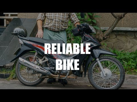 Honda Blade - The most reliable motorbike in Vietnam