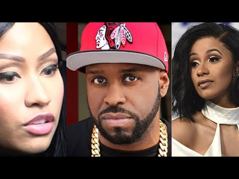 Funk Flex ACCUSES Cardi B of Paying Djs? Cardi B responds to Nicki Minaj interview on COMPETITION