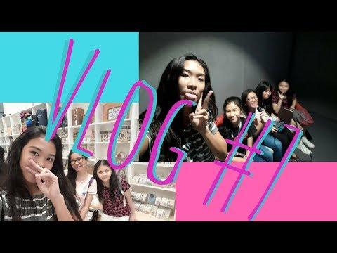 VLOG #7 - Malling + Karaoke || Chesca Venice