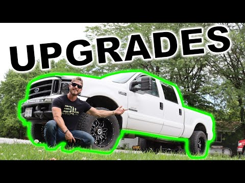 NEW UPGRADES On The HUNTING TRUCK!!