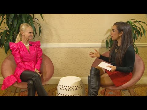 Kristin Chenoweth talks about breast cancer, women's health, and the Red River rivalry