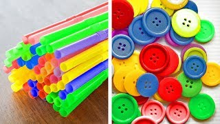 34 LOVELY HACKS TO REUSE PLASTIC