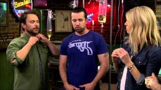 Always sunny accents
