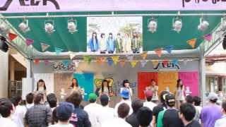 2013-5/25 lyrical school LIVE @大宮ステラタウン 2013-5/15発売!T-Pa...
