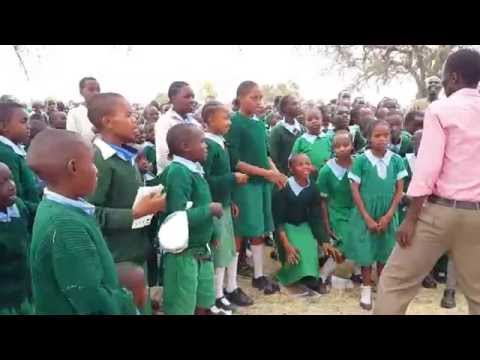 "Soweto School Club Song ""Every Single Cell"""