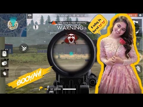 Pakistani Girl Playing Free Fire For The First Time|Funny😂|Asma Rahoo