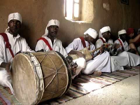 Morocco Gnawa Music Part 2