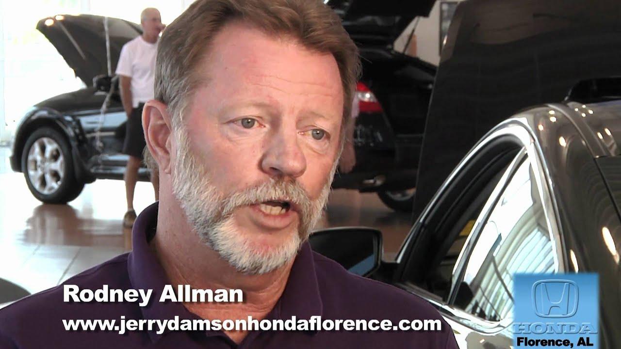Jerry Damson Honda Florence RA Element