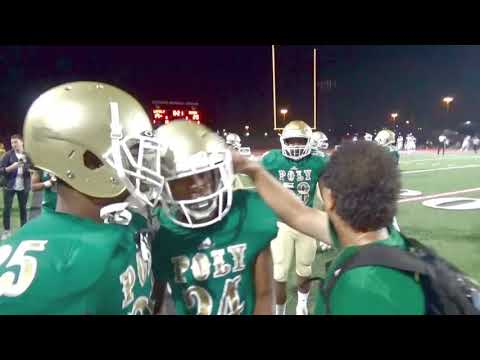 High School Football: Long Beach Poly vs Serra
