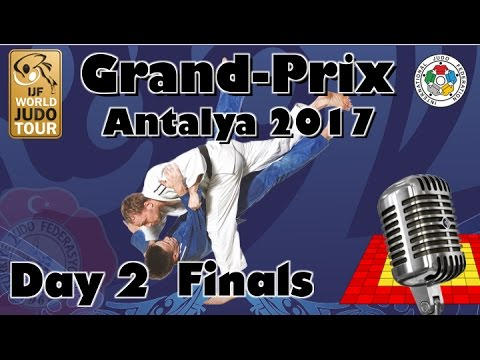 Judo Grand-Prix Antalya 2017: Day 2 - Final Block